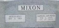 Arthur Kelly Mixon