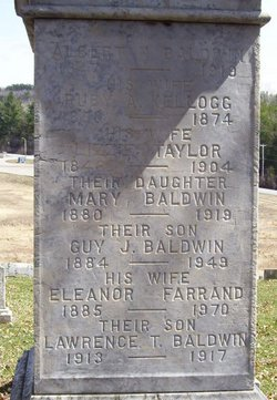 Albert Noble Baldwin