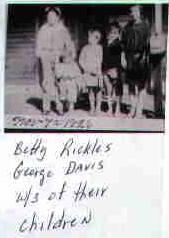 Bessie <i>Rickles</i> Davis