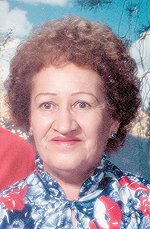Susana Susie <i>Maestas</i> Leyba