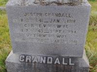 Caroline V Crandall