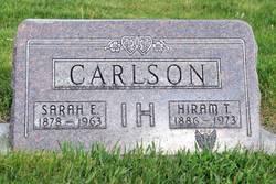 Sarah Elizabeth <i>Firth</i> Carlson