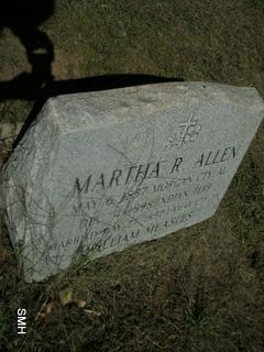 Martha R. Allen