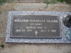 Rev William Charles Bill Clark