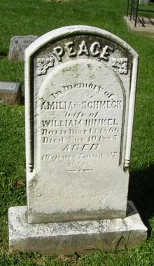 Amilia <i>Schmeck</i> Hinkel