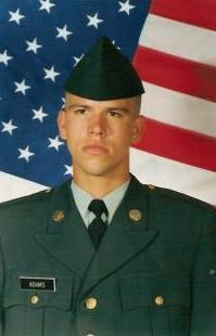 Sgt Ryan Christopher Adams