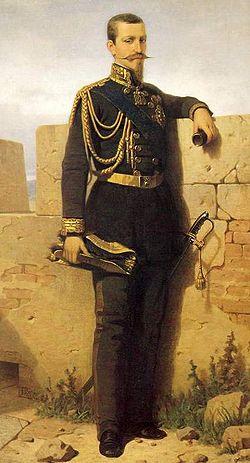 Fernando Maria Alberto Amadeo Filiberto Vincenzo Savoy-Genoa