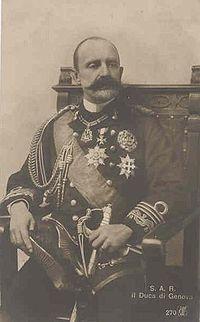 Tomasso Alberto Vittorio Savoy-Genoa