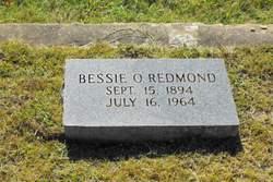 Bessie B. <i>Otwell</i> Redmond