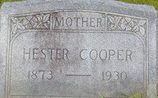Hester Estelle <i>Granger</i> Cooper