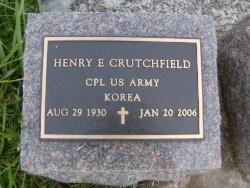 Henry E. Crutchfield