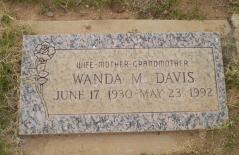 Wanda M. <i>Rogers</i> Davis