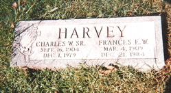 Charles William Harvey, Sr