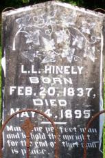 Leonard Lewis Hinely