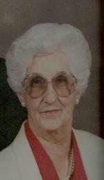 Mrs Alice Louise <i>Meacham</i> Miles