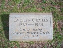 Carolyn <i>Coffey</i> Bailes