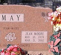 Jean <i>Moore</i> May
