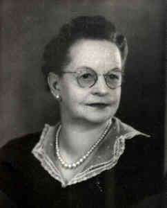 Alice Adeline <i>Cline</i> Huntsman