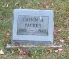 Calvin H Packer