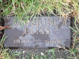 Catherine R. Bliss
