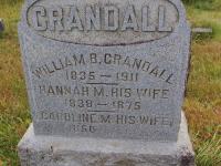 Caroline M Crandall