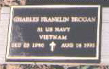 Charles Franklin Brogan
