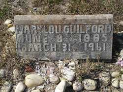 Mary Louise <i>Grizzle</i> Guilford
