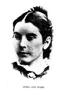 Lydia Ann <i>Ward</i> Chamberlin