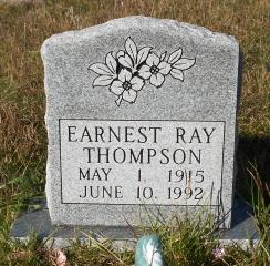Earnest Ray Thompson