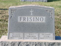 Warren (Woody) Nicholas Frisino