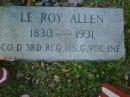 Le Roy Allen