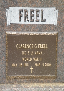 Clarence Galen Freel
