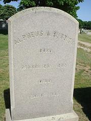 Alpheus A. Burdick