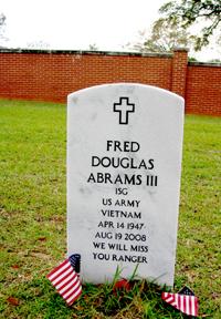 Fred Douglas Abrams, III