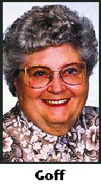 Betty A. Goff