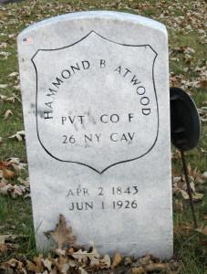 Hammond Benjamin Atwood