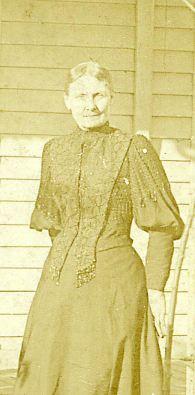 Rosanah E. <i>Clawson</i> Smith