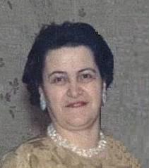Doris Bernadette <i>Abbott</i> Preston