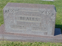 Maysel H <i>Condict</i> Beales
