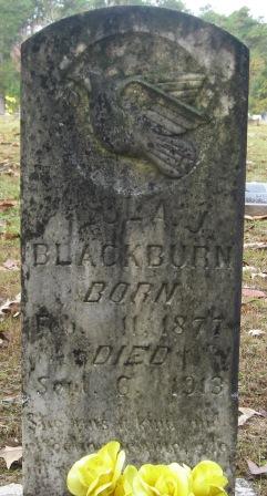 Lula J. <i>White</i> Blackburn