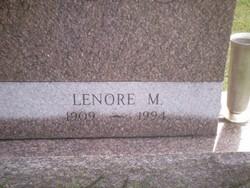 Lenore Mae <i>Thorp</i> Allomong