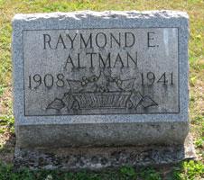 Raymond Eugene Altman
