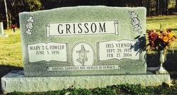 Iris Vernon Grissom