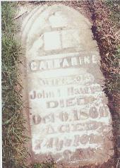 Catherine <i>Doop</i> Hawver