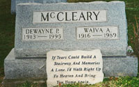Dewayne Phillips Bully McCleary