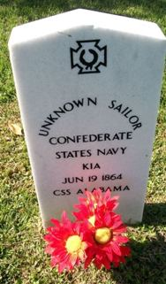 Unknown Confederate Sailor