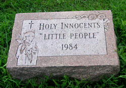 Tombstone Of Little People (1984)