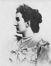 Militsa Nikolaevna <i>Petrovic-Njegos</i> Romanova