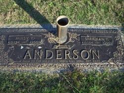 Pansy <i>Thompson</i> Anderson
