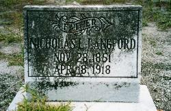 Nicholas Long Buzz Langford
